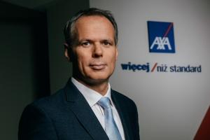 Michał Kwieciński nie będzie prezesem AXA