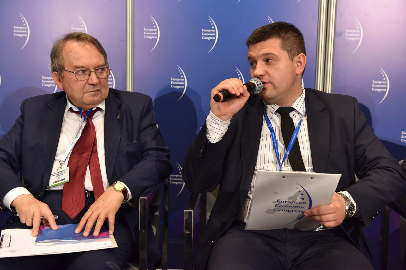 Adam Trześkowski, zastępca dyrektora departamentu kształcenia zawodowego i ustawicznego w Ministerstwie Edukacji Narodowej (Fot.: PTWP)