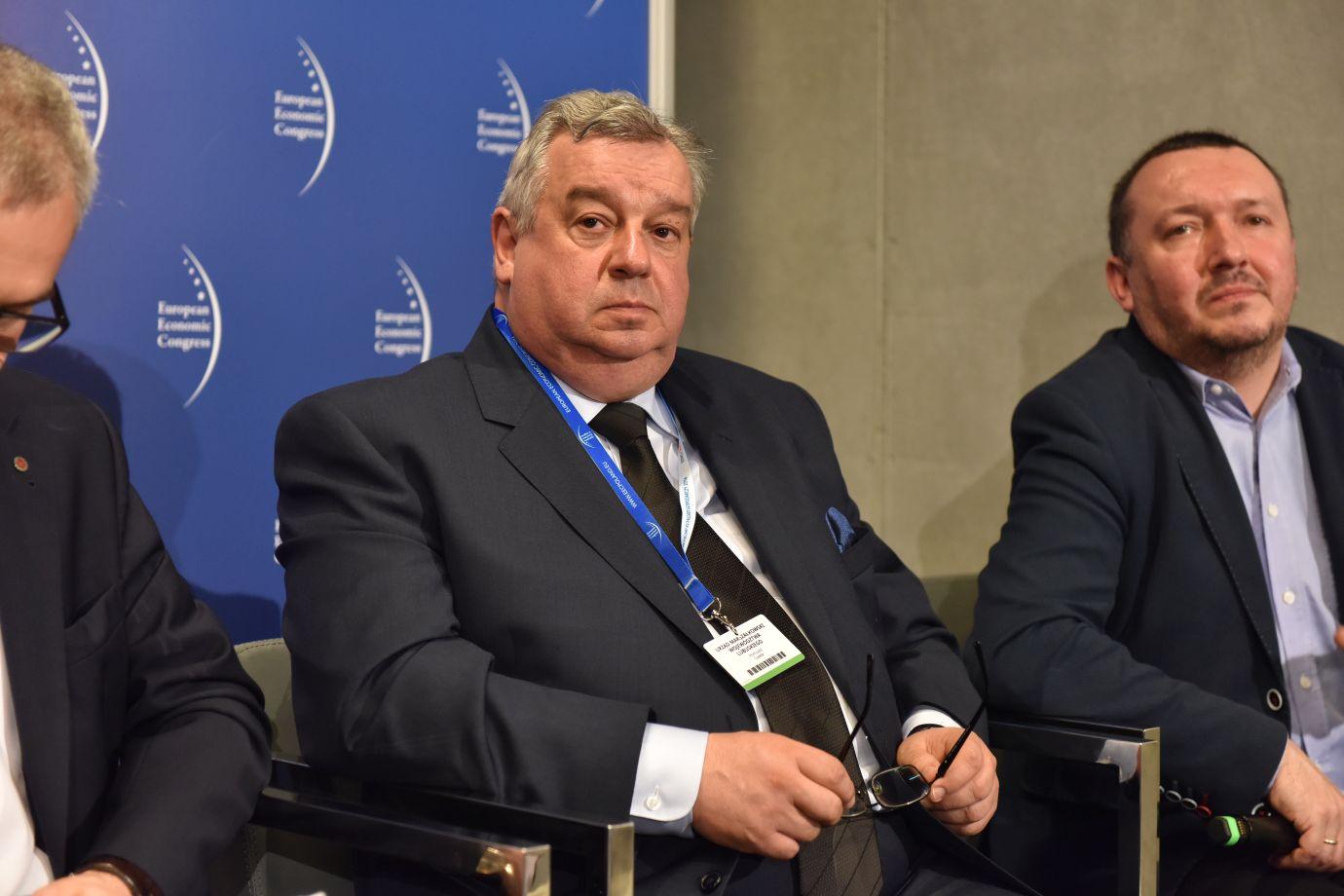 Romuald Gawlik, wicemarszałek Województwa Lubuskiego (Fot.: PTWP)