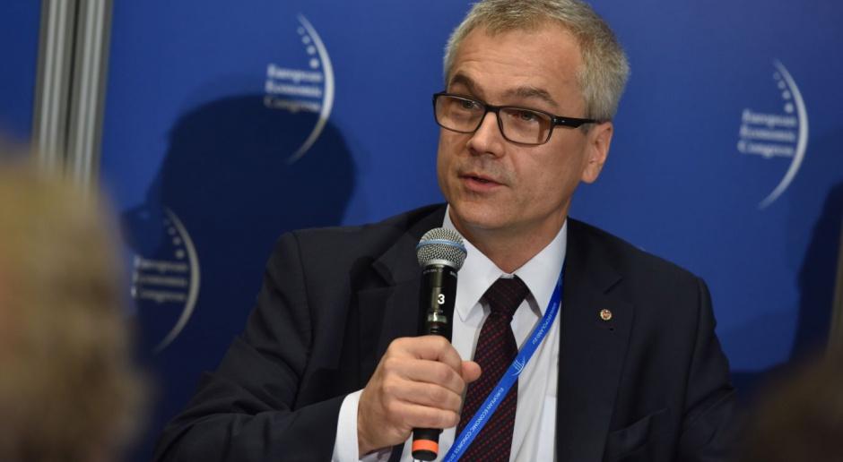 Arkadiusz Mężyk, rektor elekt Politechniki Śląskiej (Fot.: PTWP)