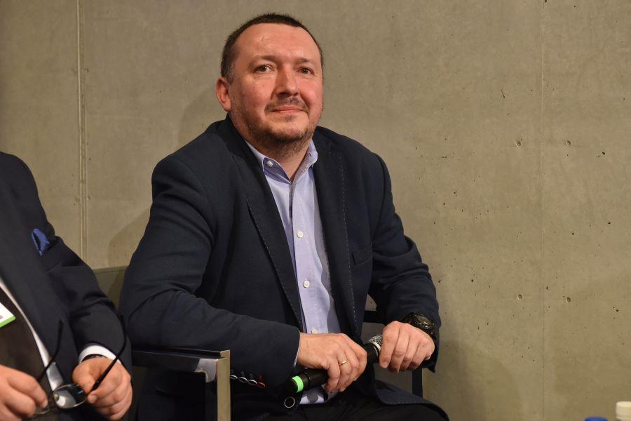 Artur Dzigański, kierownik kształcenia zawodowego w WSiP (Fot.: PTWP)