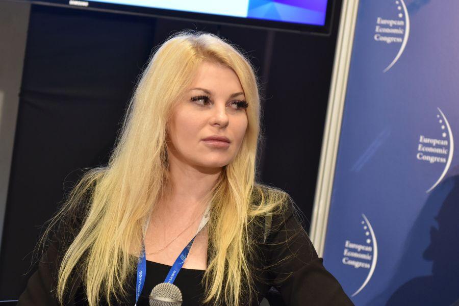 Ewa Misiak, przewodnicząca rady nadzorczej Krajowego Centrum Pracy (Fot.: PTWP)