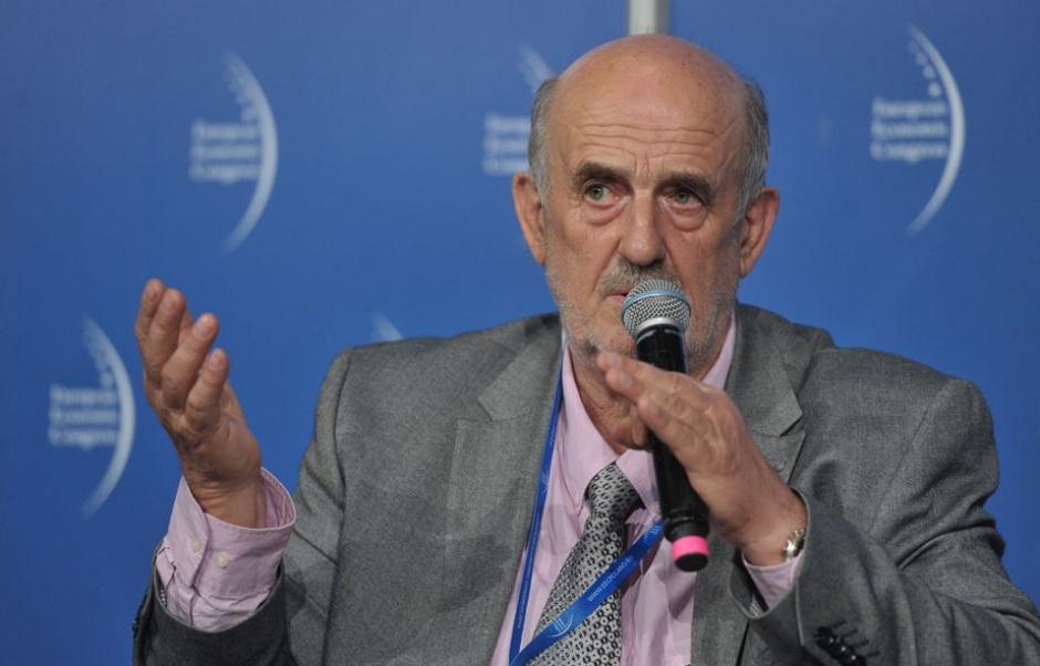 Tomasz Sadowski, założyciel Fundacji Pomocy Wzajemnej Barka. (fot. PTWP)