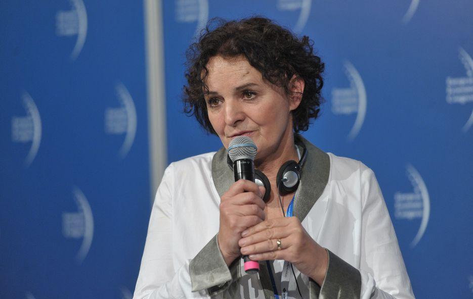Barbara Sadowska, założycielka Fundacji Pomocy Wzajemnej Barka. (fot. PTWP)