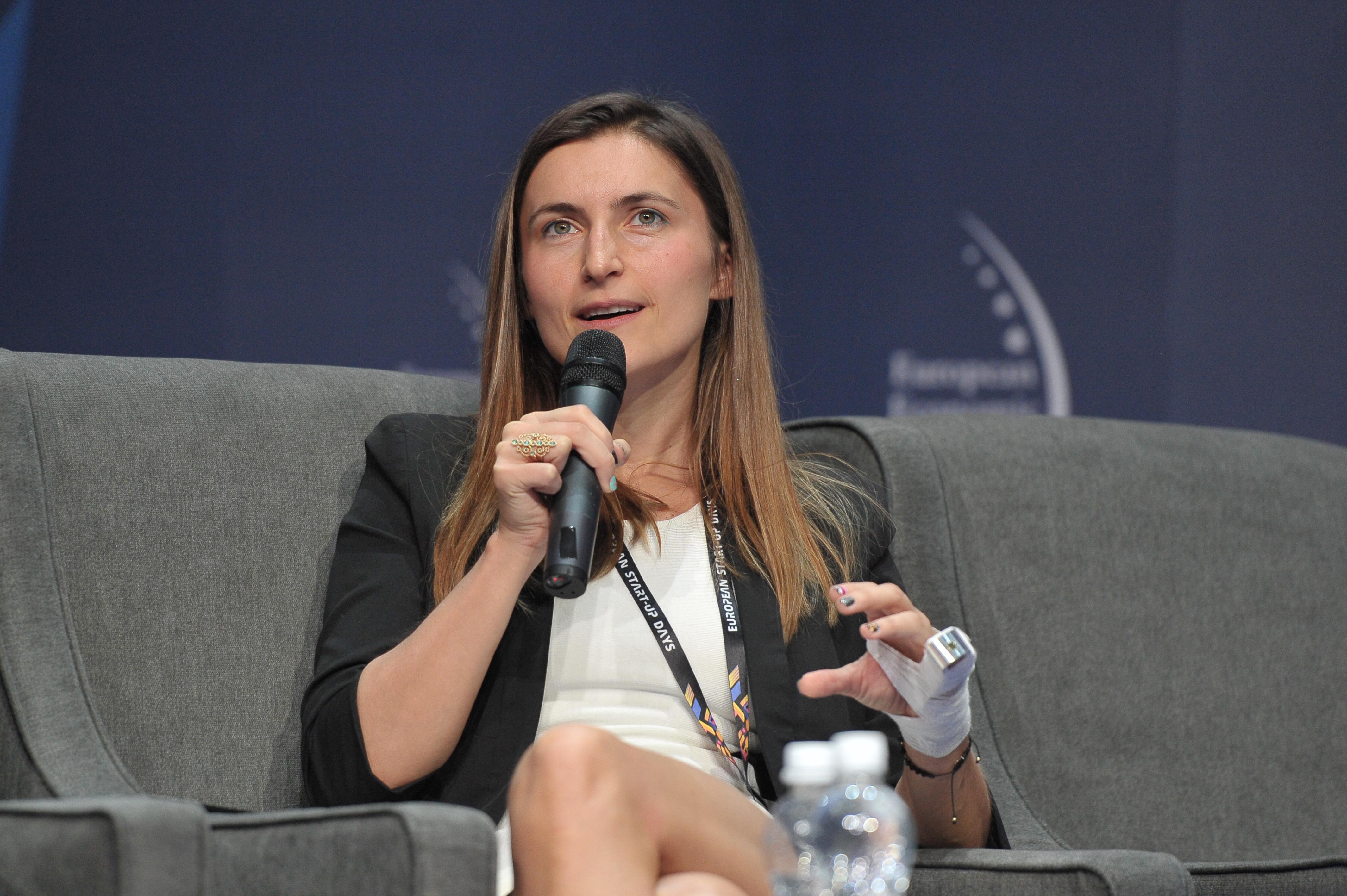 Agnieszka Smektala, założycielka Ambasady Inspiracji (Fot. PTWP)