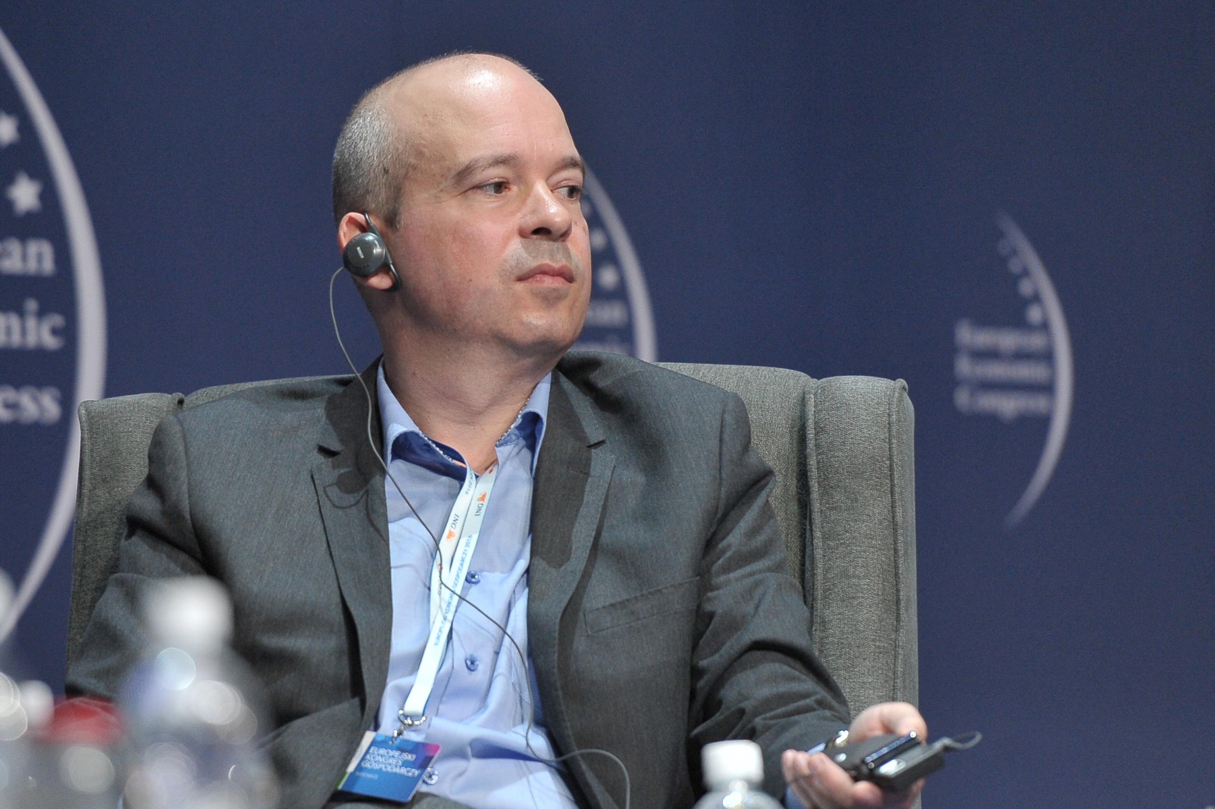 Péter Szlávik, współwłaściciel Simteam (Fot. PTWP)