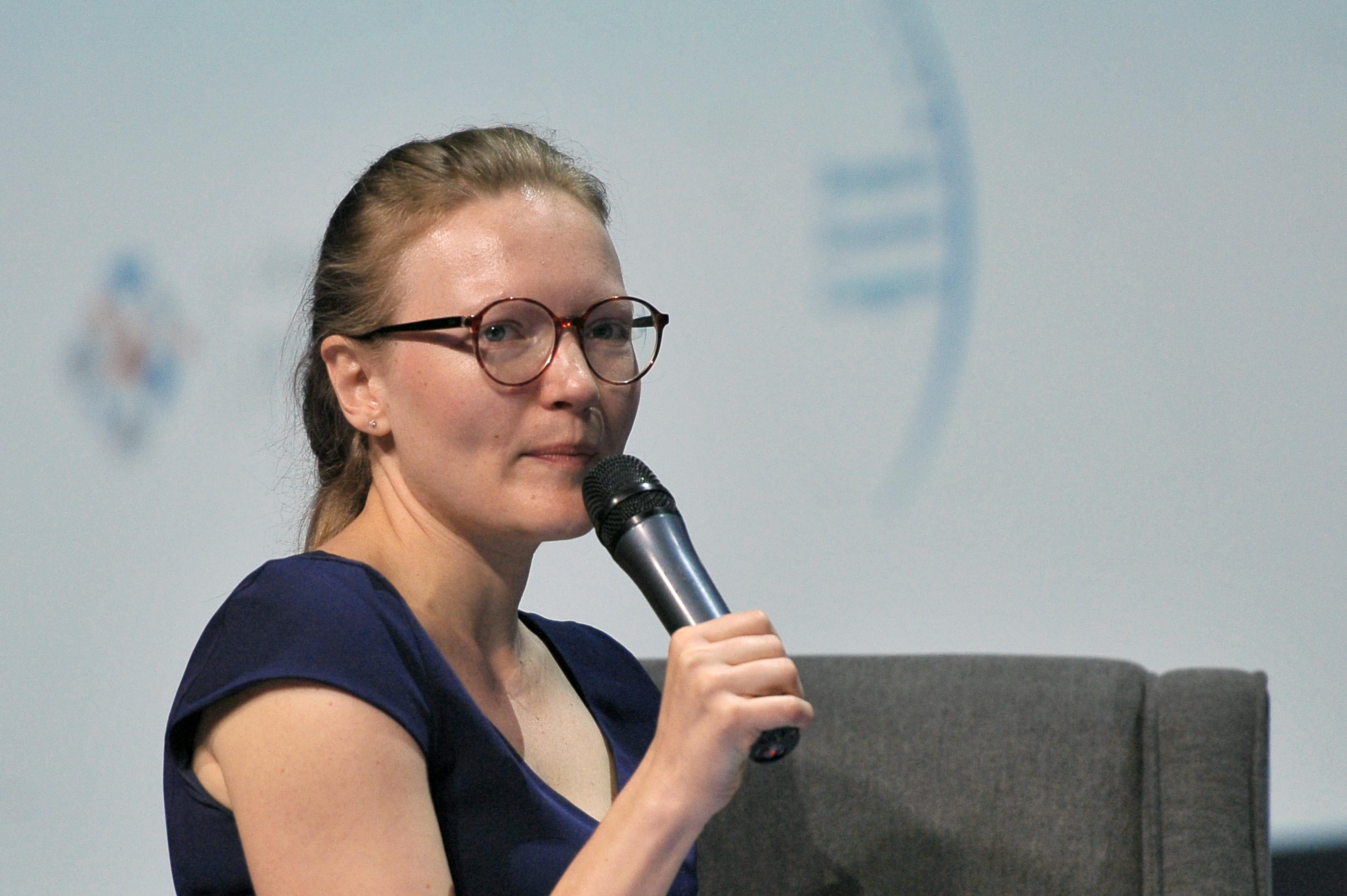 Debate poprowadziła Aleksandra Sobczak, szefowa działu gospodarka w Gazecie Wyborczej.