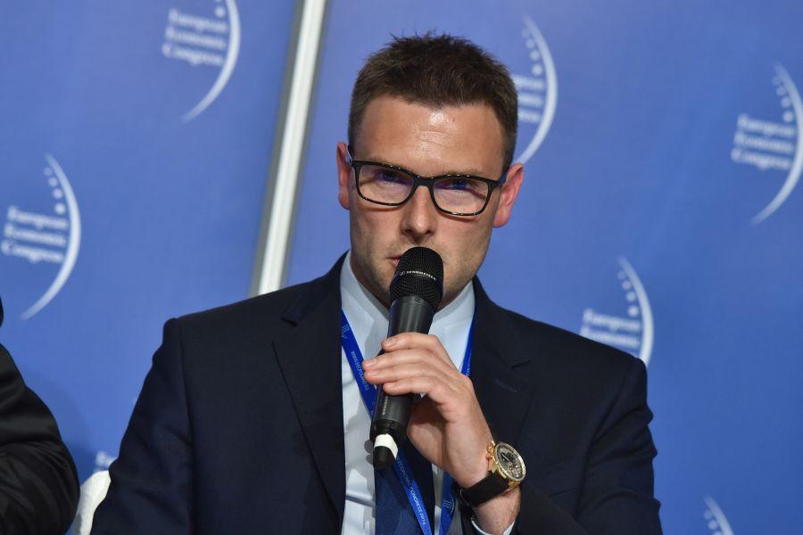 Marek Śliboda, prezes firmy Marco (Fot.: PTWP)