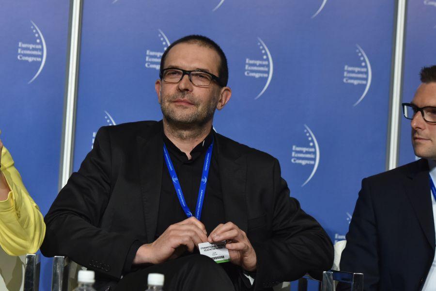ks. Jacek Stryczek, założyciel stowarzyszenia Wiosna (Fot.: PTWP)