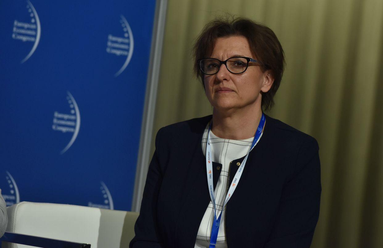 Małgorzata Stelmach, prezes fundacji MSD dla Zdrowia Kobiet (Fot.: PTWP)