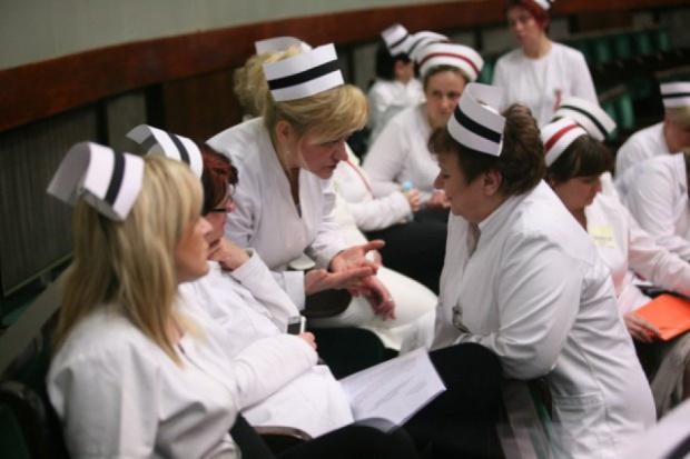 W Instytucie jest zatrudnionych 791 pielęgniarek i 9 pielęgniarek kontraktowych (fot.mat.prasowe)
