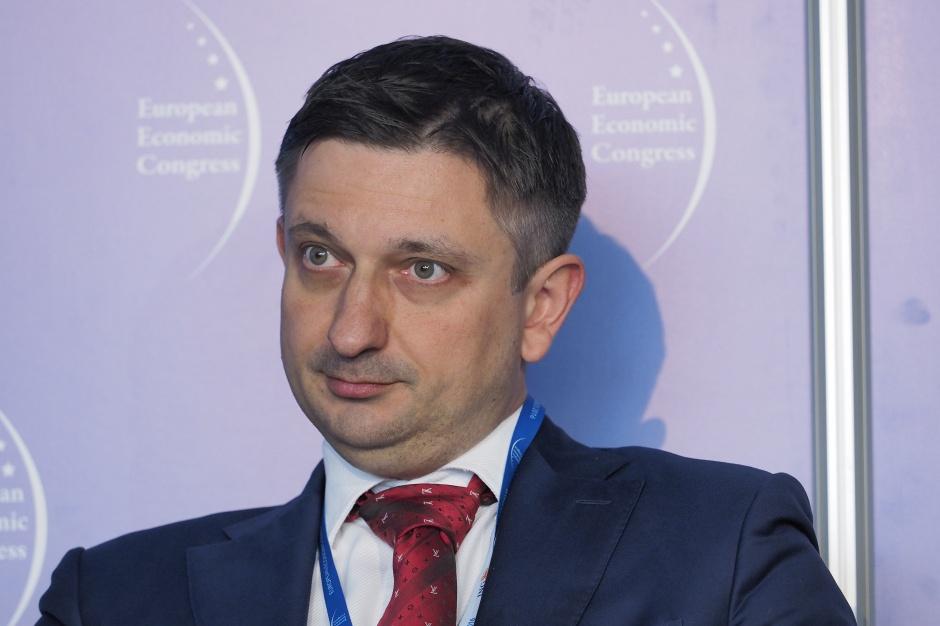 Tomasz Misiak z Work Service: Od roku mamy rynek pracownika. Fot. PTWP