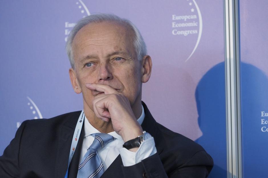 Ludzie, którzy idą do szkoły zawodowej nie mają żadnej motywacji do uczenia się- twierdzi Piotr Wojaczek, prezes Katowickiej Specjalnej Strefy Ekonomicznej. Fot. PTWP