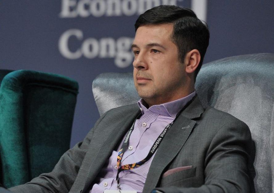 Marek Dziubiński, prezes i założyciel Medicalgorithmics wspomina, że zanim firma wprowadziła produkt na rynek borykała się z problemami finansowymi. (fot. PTWP)