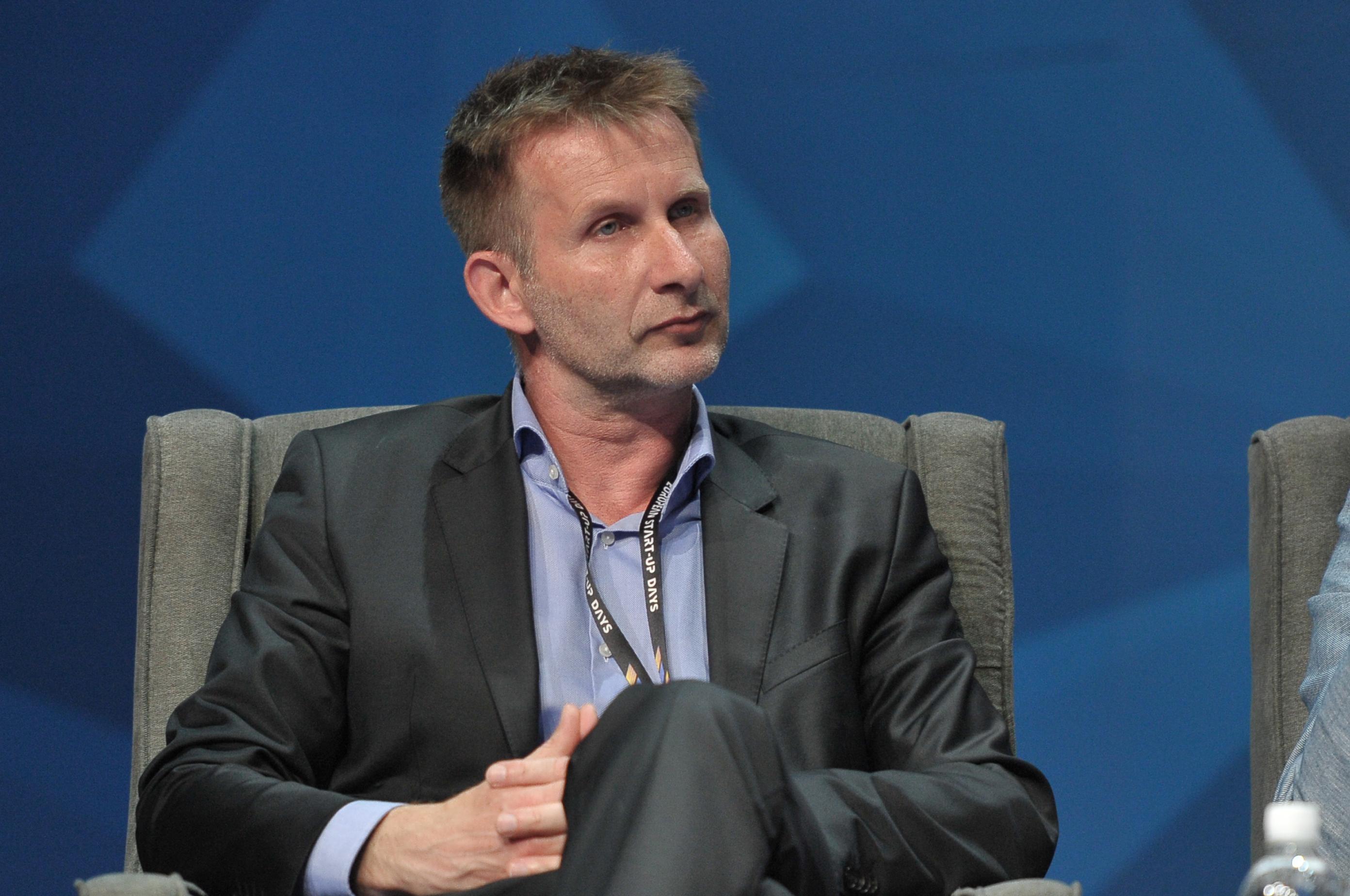 Tomasz Hanczarek, wiceprezes rady nadzorczej Work Service (Fot. PTWP)