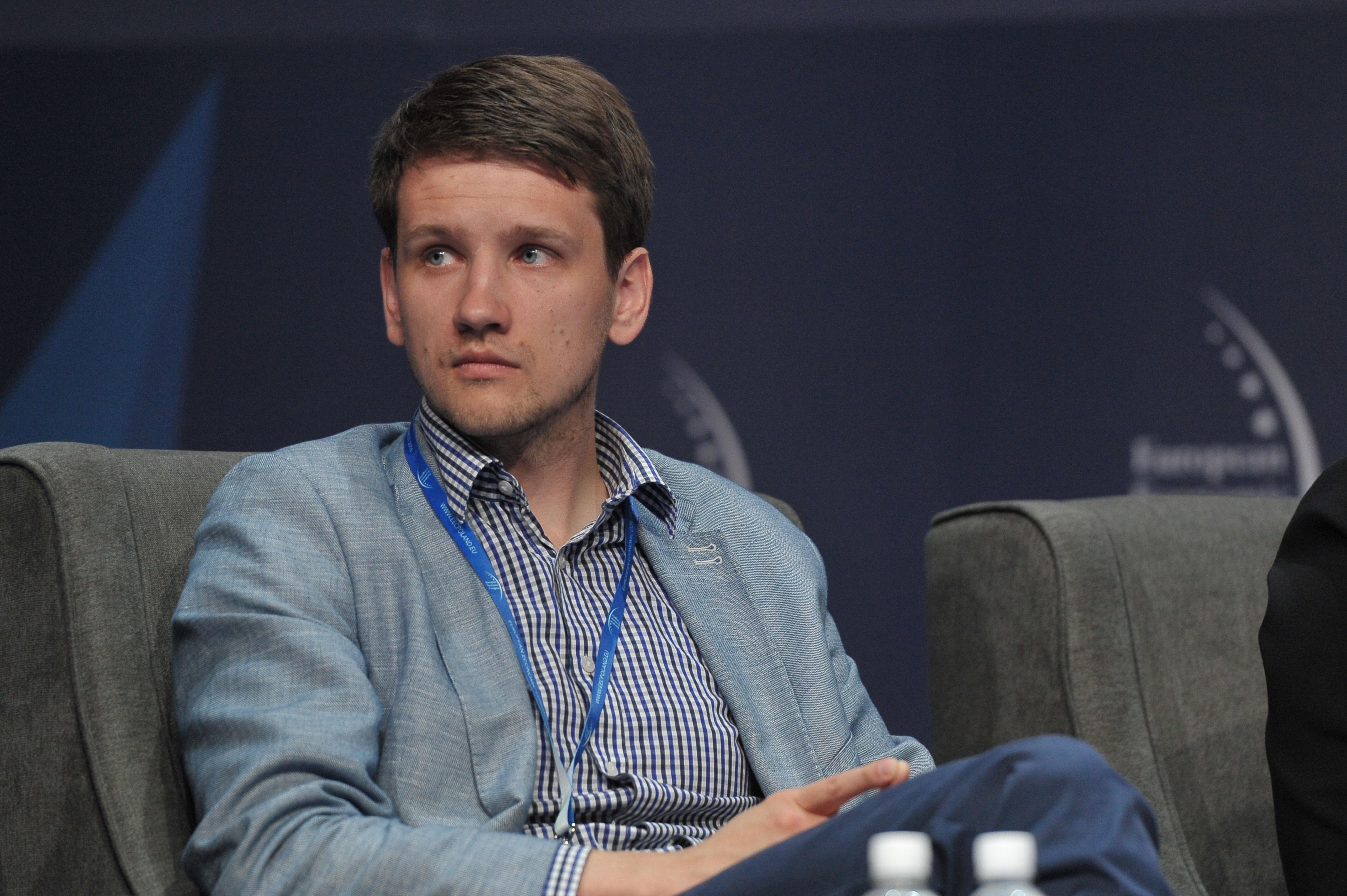 Szymon Janiak, CMO OORT (Fot. PTWP)