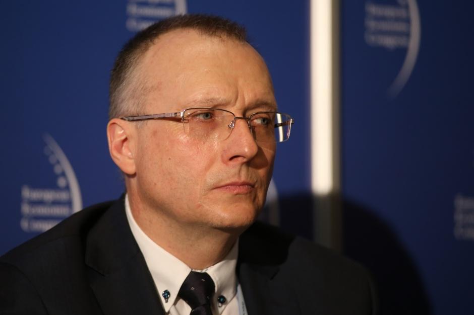 Zbigniew Pawłucki: Nasz pakiet inwestycyjny jest realizowany w dalszym ciągu zgodnie ze strategią. Fot. PTWP