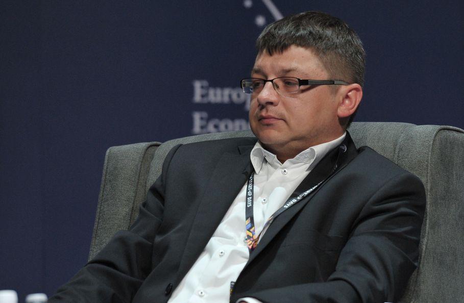 Przemek Kuśmierek, CEO Migam. (fot. PTWP)