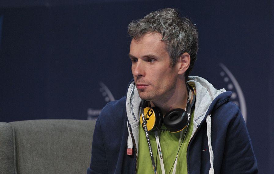 Marcin Beme, CEO Audioteka. (fot. PTWP)