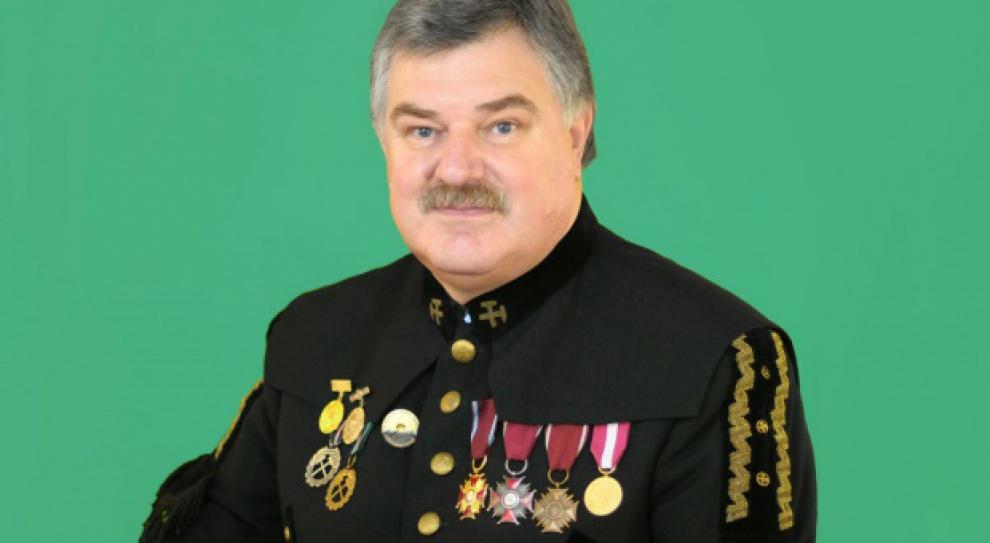 Piotr Wojtacha p.o. prezesa Wyższego Urzędu Górniczego