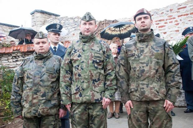 Obrona terytorialna ma wzmocnić możliwości obronne Polski (fot.malopolska.obronanarodowa.pl)
