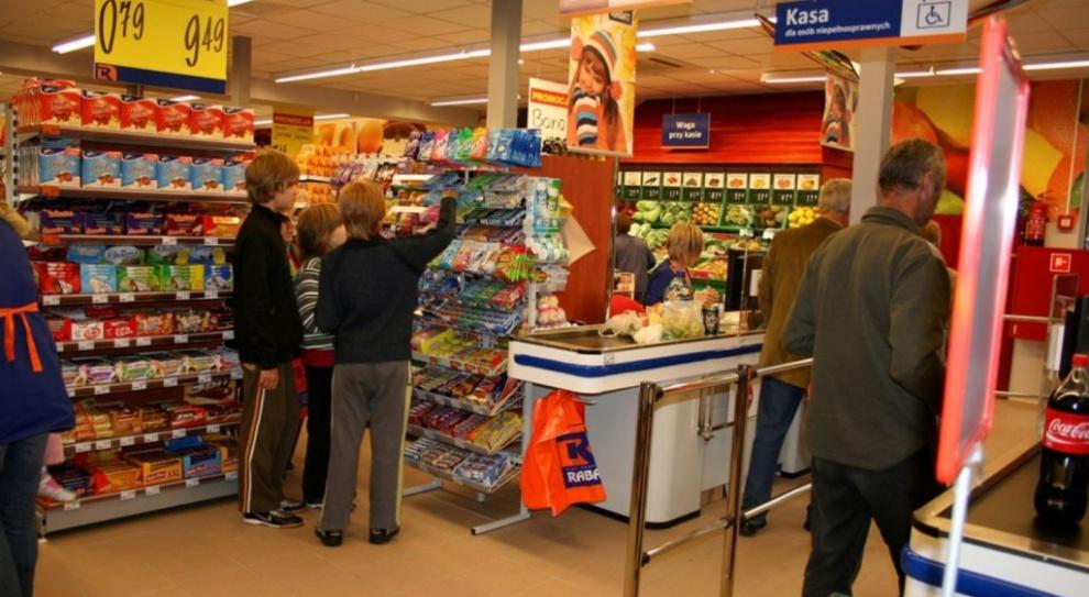 Sieci handlowe w Polsce zatrudniają mało pracowników