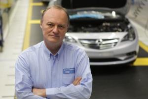 Andrzej Korpak, dyrektor generalny General Motors Manufacturing Poland