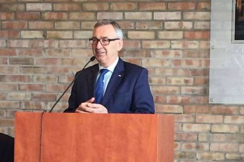 Stanisław Szwed, wiceminister w resorcie pracy. (fot. MRPiPS)