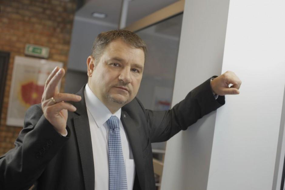 Piotr Duda, szef NSZZ Solidarność stoi również na czele Rady Dialogu Społecznego. (fot. PTWP)
