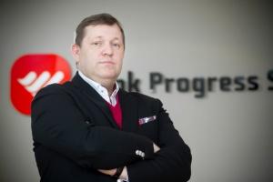 Jan Mroczka prezesem Rank Progress