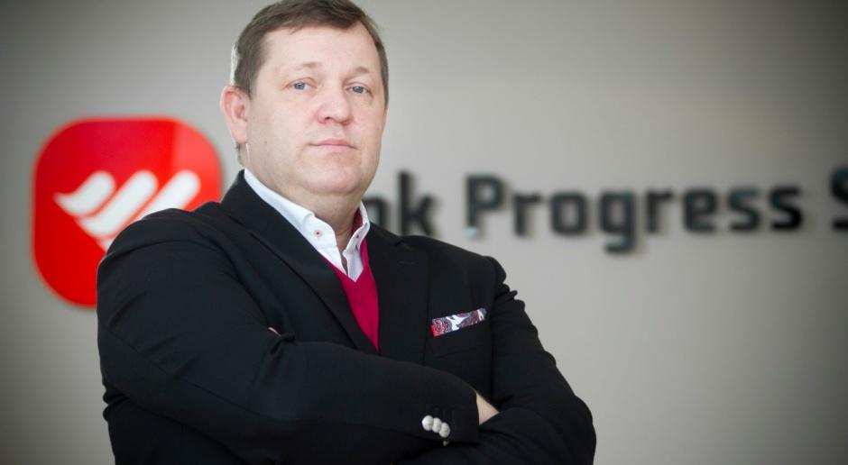 Jan Mroczka prezesem Rank Progress na kolejną kadencję