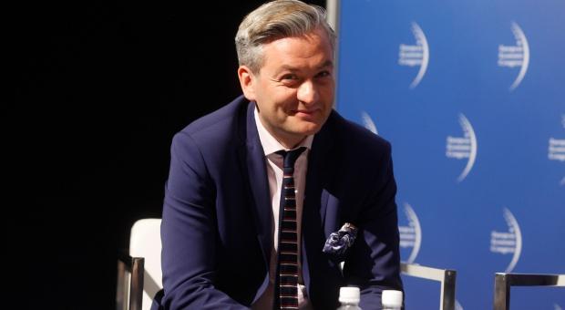 Słupsk, Biedroń: Brakuje rąk do pracy. Znalezieniem rozwiązania powinien zająć się rząd