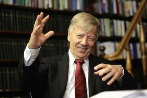 Prof. Jan Miodek kończy 70 lat i … przechodzi na emeryturę