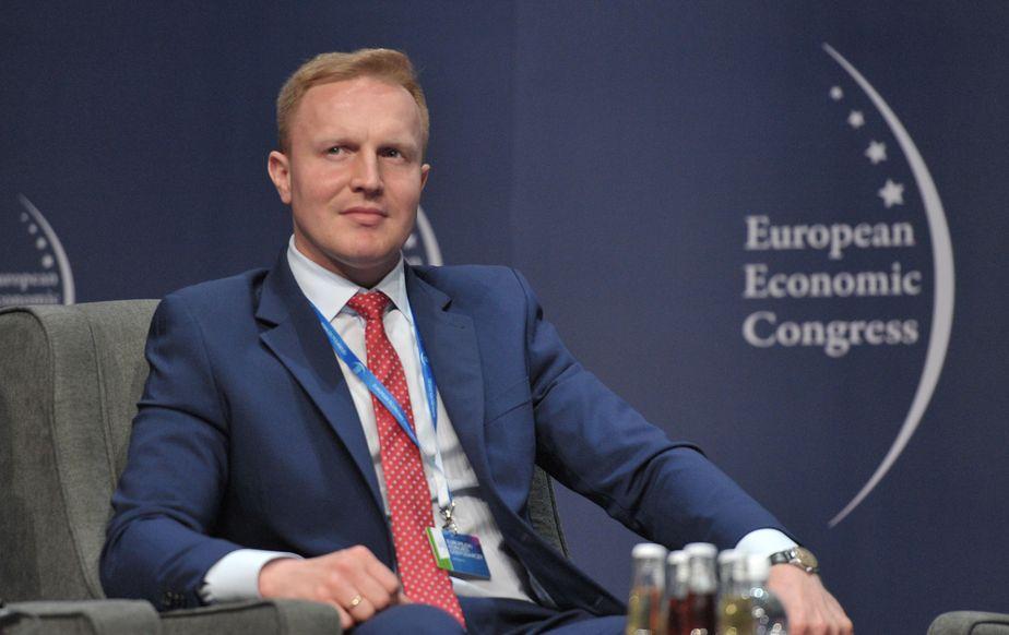 Łukasz Kroplewski, wiceprezes zarządu ds. rozwoju w PGNiG.