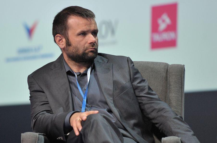 Wojciech Wolny, prezes Euvic. (fot. PTWP)