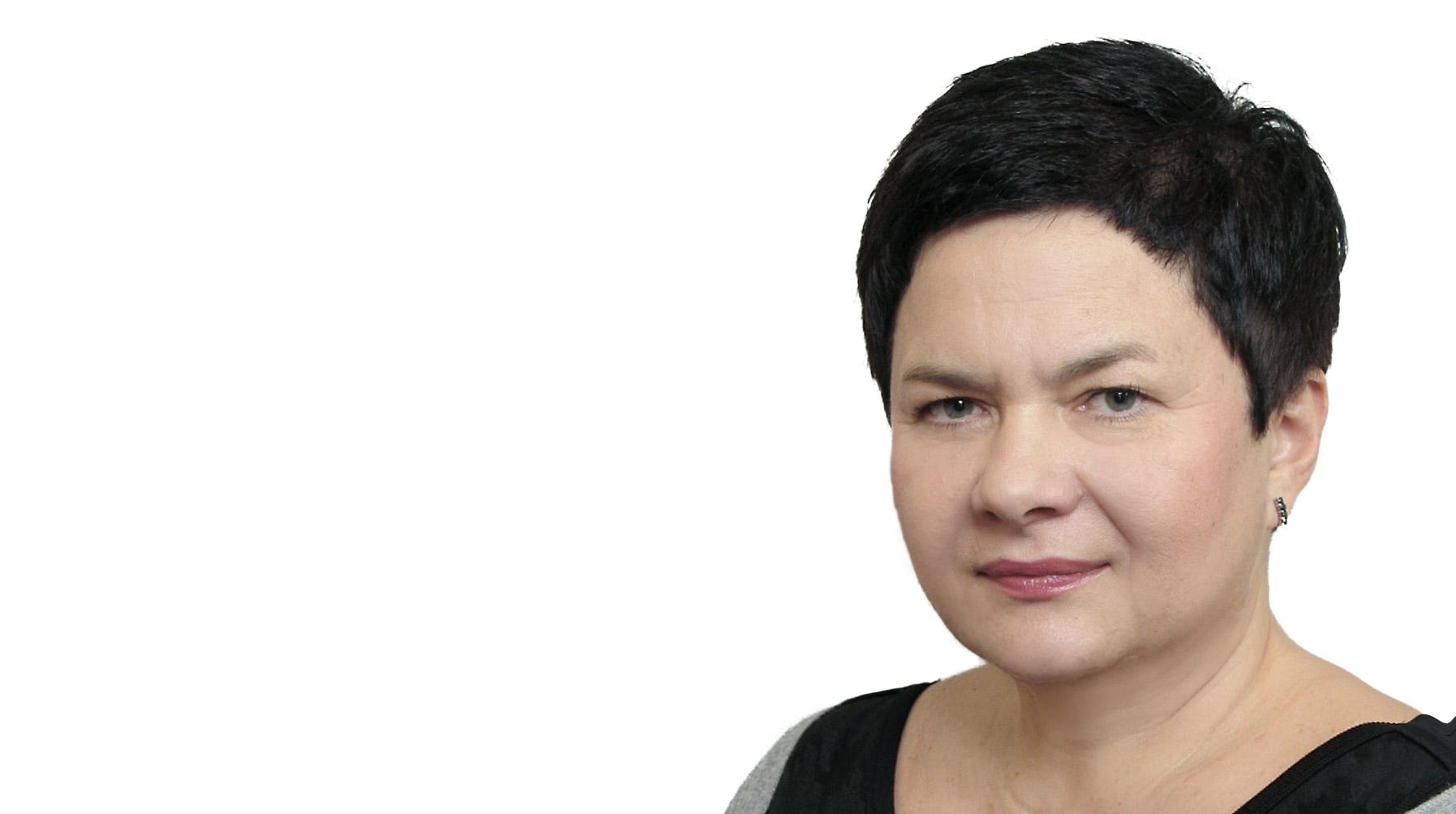 Małgorzata Tomasik, ekspert w dziedzinie zarządzania potencjałem ludzkim. (Fot.: mat. pras.)