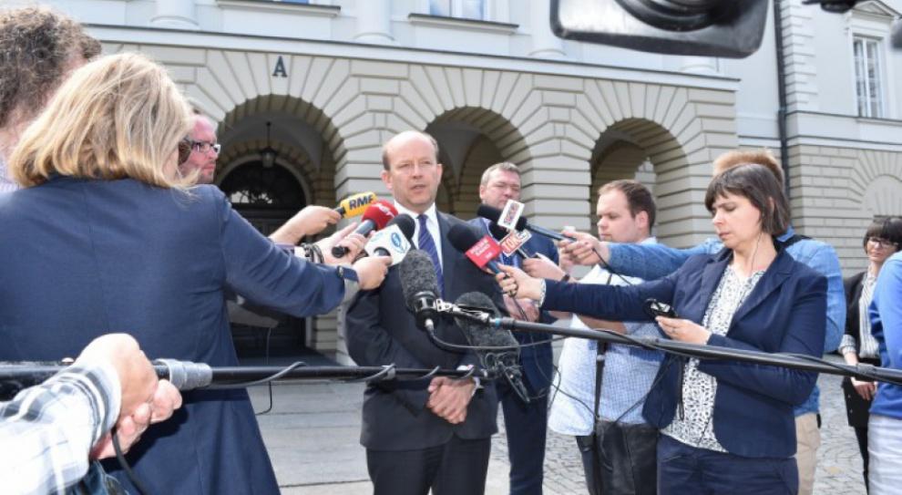 Strajk: Centrum Zdrowia Dziecka dostanie 1 mln zł na najpilniejsze sprawy