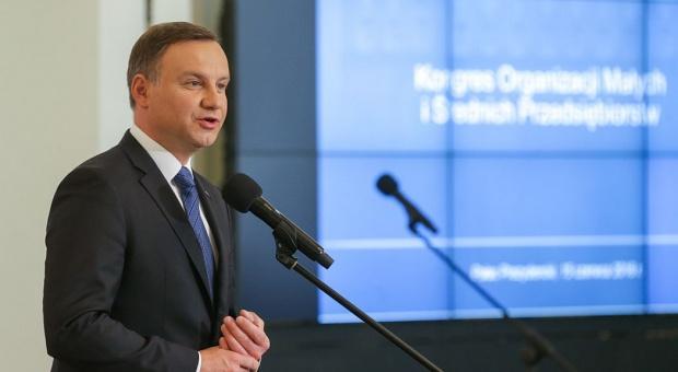 Duda: Polska zagrożona pułapką średniego dochodu