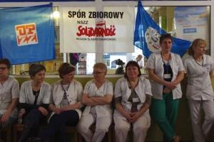 Strajk w Dąbrowie Górniczej odwołany. Pielęgniarki dostaną podwyżki