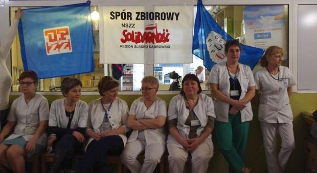 Zagłębiowskie Centrum Onkologii, Dąbrowa Górnicza: Strajk odwołany