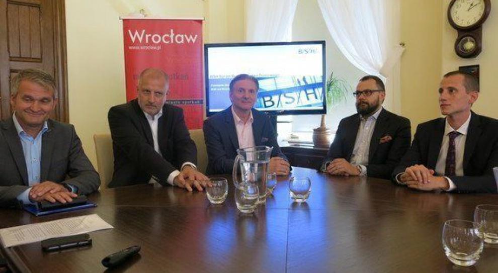 Bosch i Siemens: 1000 nowych miejsc pracy we Wrocławiu