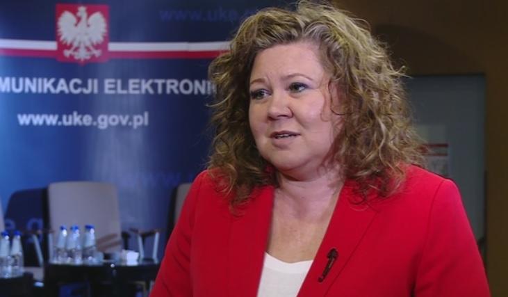 Szerokopasmowy internet to miejsca pracy - mówi - Magdalena Gaj (fot.newseria)