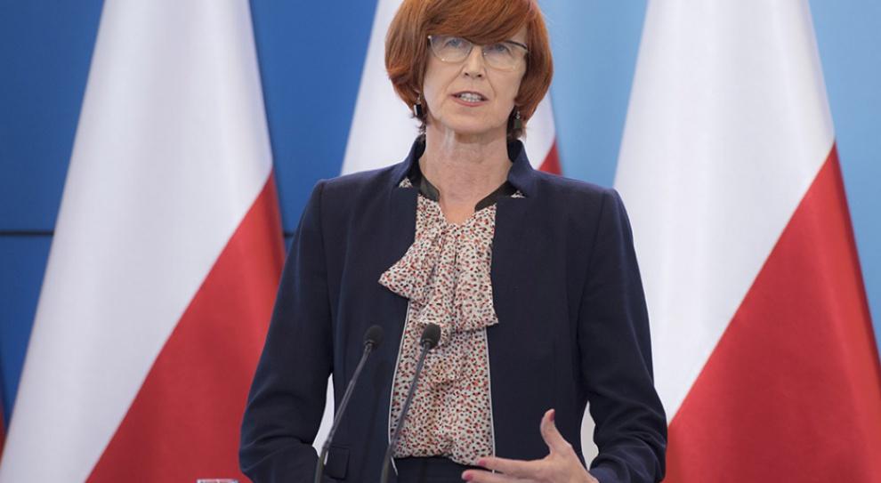 Płaca minimalna, Rafalska: Musimy podnieść wynagrodzenia, także względem średniej UE