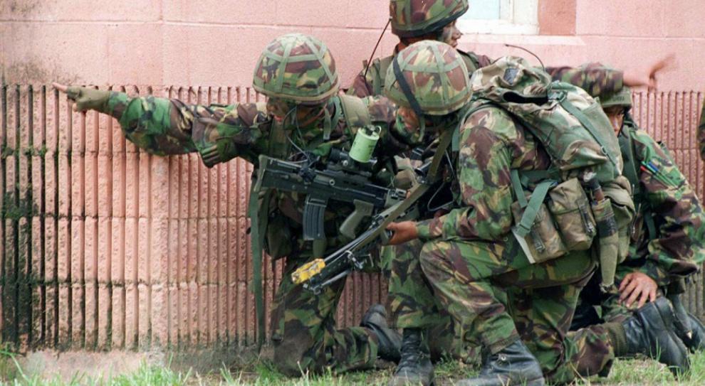 MON rekrutuje oficerów dla wojsk Obrony Terytorialnej