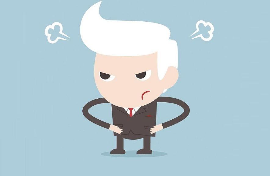 Krytyka szefa demotywuje pracowników (fot.shutterstock)