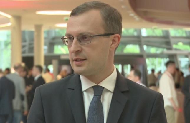 Start in Poland to opracowany przez Ministerstwo Rozwoju program dla branży innowacji, start-upów, venture capital - mówi Paweł Borys (fot.newseria)