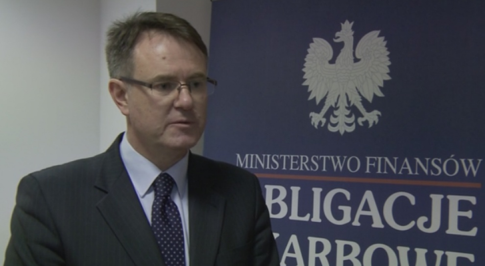 Ministerstwo Finansów: Piotr Marczak odchodzi ze stanowiska dyrektora Departamentu Długu Publicznego