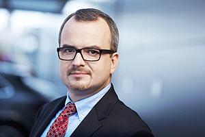 Artur Depta, wiceprezes Ferro, dyrektor finansowy i administracyjny (Fot.: Ferro.pl)