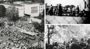 Uczczono 40. rocznicę protestów robotników w  Radomiu, Ursusie i Płocku