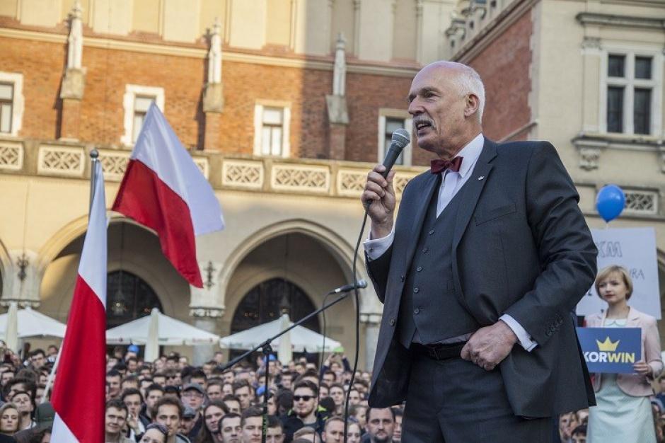 Brexit, Korwin-Mikke: Dla Polaków którzy pracują w Wielkiej Brytanii Brexit nie robi różnicy